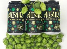 image of Altair Fresh Hop Pale Ale courtesy of Ecliptic Brewing