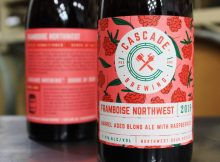 image of Framboise Northwest 2019 courtesy of Cascade Brewing