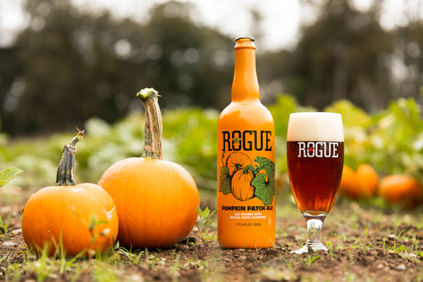 image of Pumpkin Patch Ale courtesy of Rogue Ales & Spirits