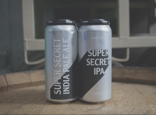 image of Super Secret India Pale Ale courtesy of Baerlic Brewing