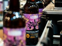 image of Tropical Mayhem courtesy of 2 Towns Ciderhouse