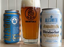AleSchmidt Oktoberfest from AleSmith Brewing is a great example of a Märzen.