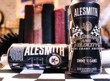 AleSmith x Ommegang Philosophy Velocity West Coast Edition