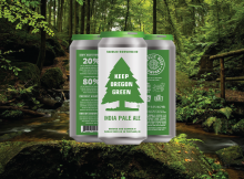 Baerlic Brewing Keep Oregon Green IPA to Fund Wildfire Relief and Prevention