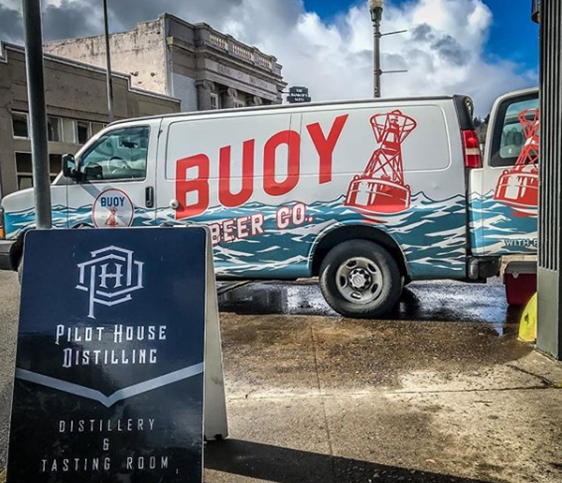 image courtesy of Buoy Beer Co.