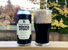 Eel River Brewing Co. has released Single Origin Mocha Stout in 16oz cans.