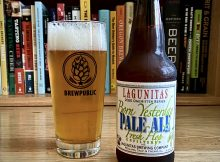 The 2020 Born Yesterday Fresh Hop Pale Ale is now available from Lagunitas Brewing.