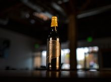image of 2020 Bourbon Barrel Imperial Stout courtesy of Reuben's Brews