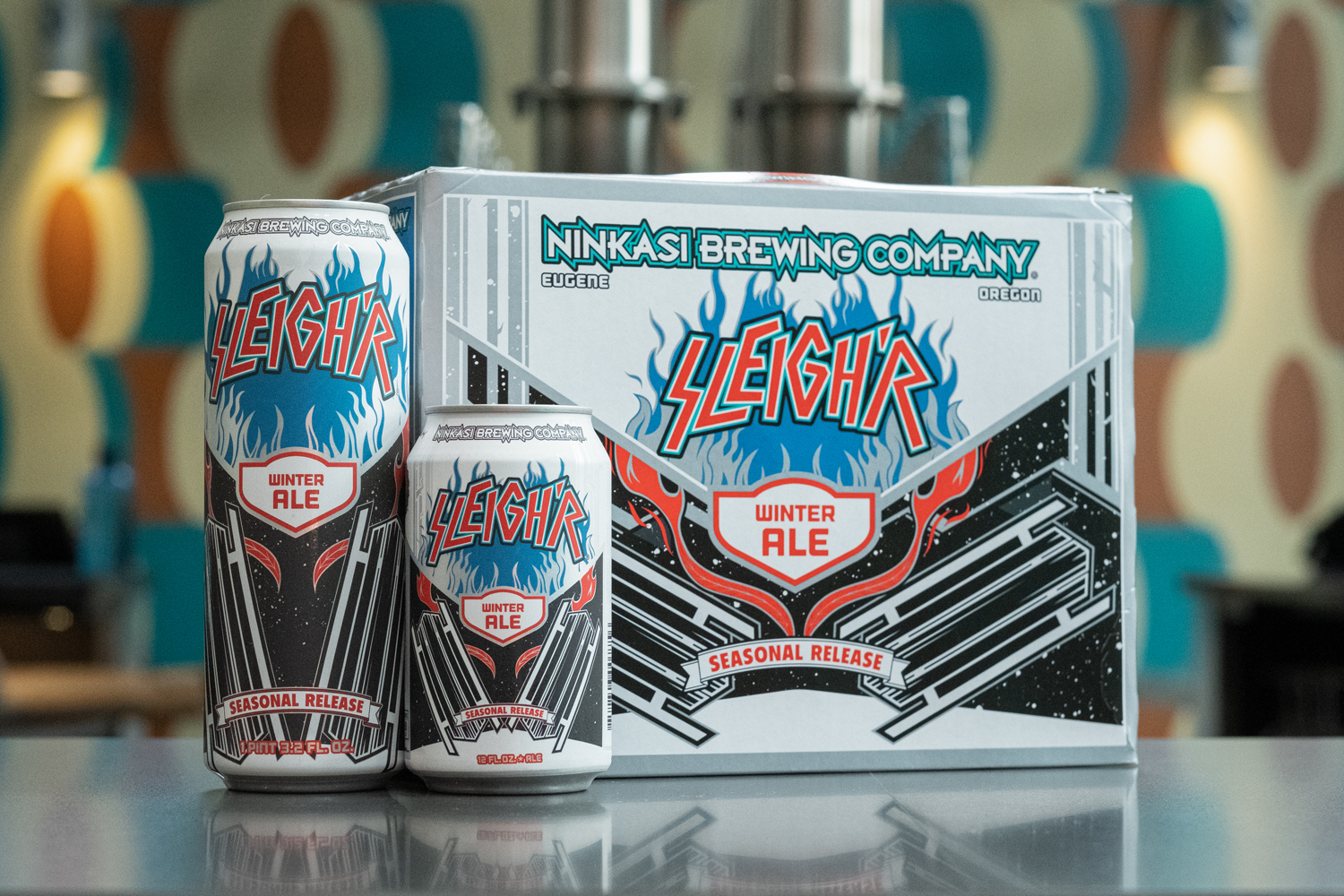 image of 2020 Sleighr courtesy of Ninkasi Brewing