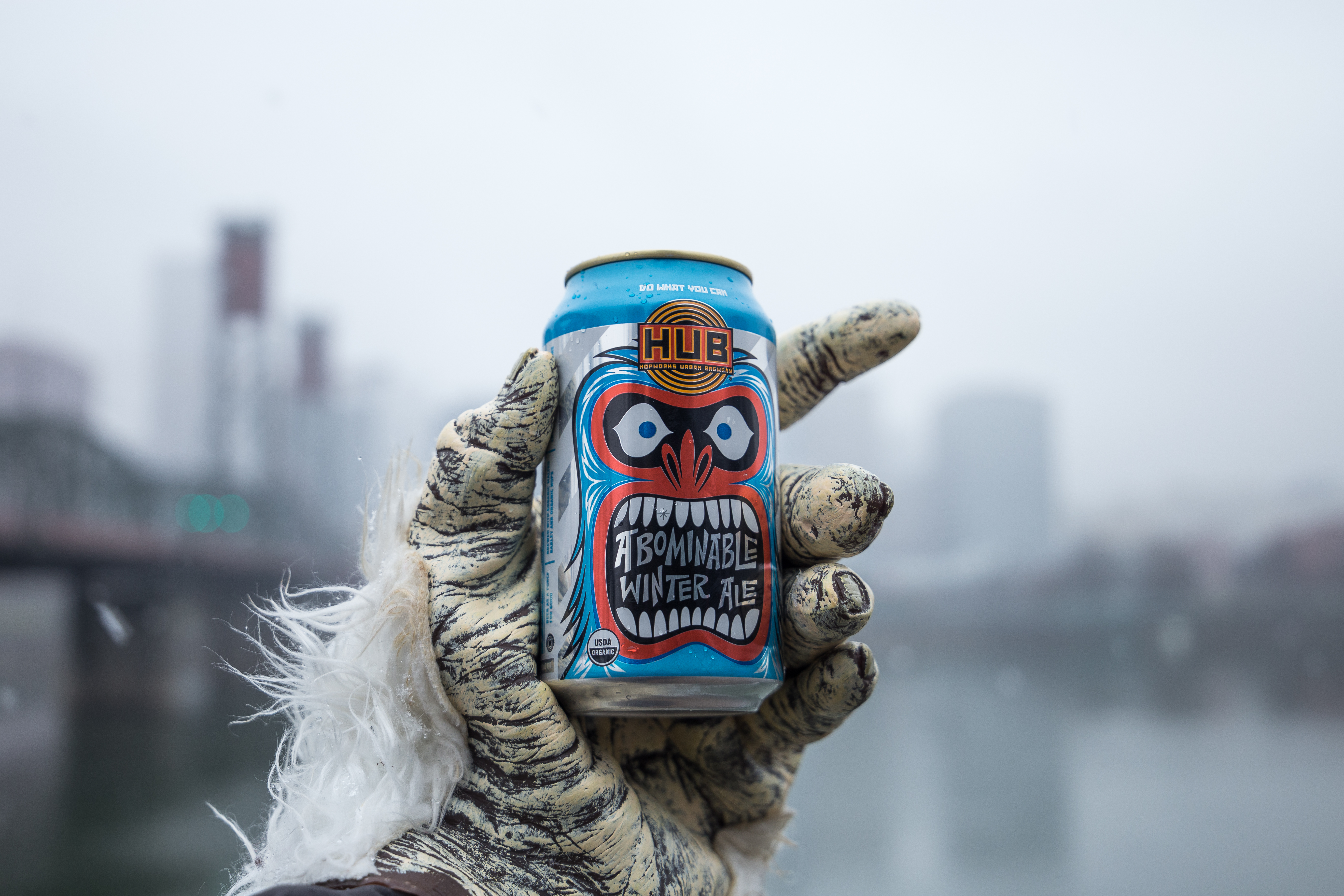 Hopworks Abominable Winter Ale Makes Its Return - New