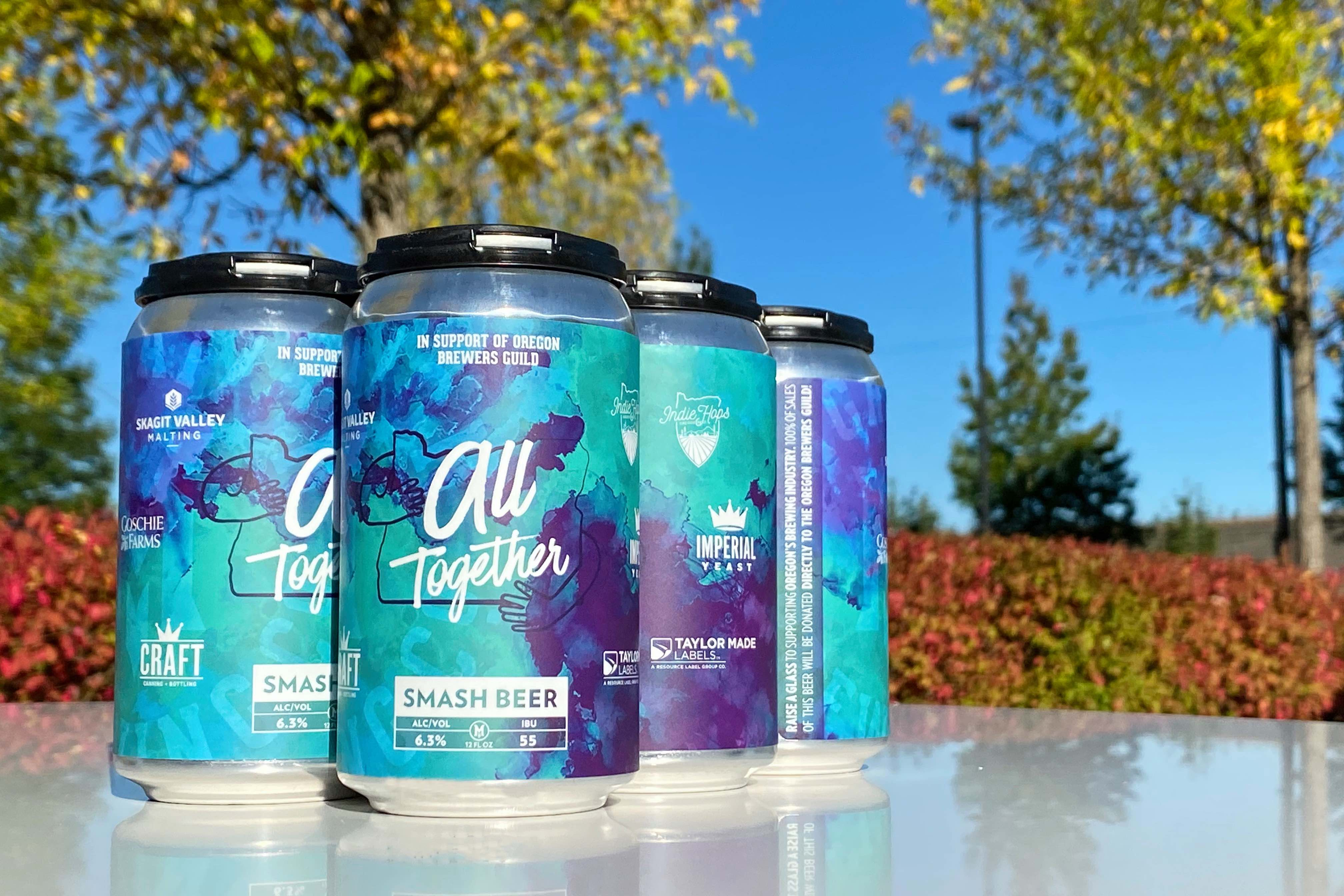 image of All Together SMaSH courtesy of Migration Brewing