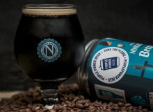image of People Power Imperial Coffee Stout courtesy of Ninkasi Brewing