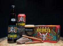 image of Stone Xocoveza courtesy of Stone Brewing