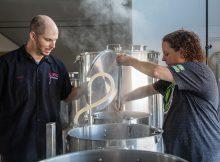 image of the Craft Brewing program courtesy of Central Washington University