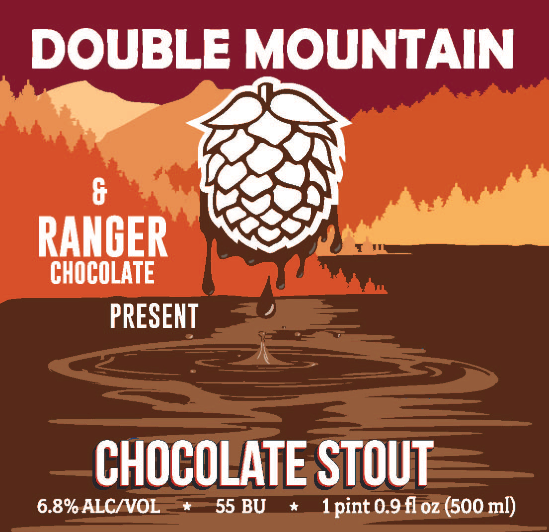 Double Mountain Brewery and Ranger Chocolate Collaborate on Chocolate Stout