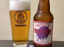 The 2020 edition of Lagunitas Sucks is now available in 6-pack, 12oz bottles.