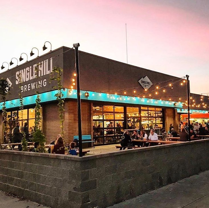 image courtesy of Single Hill Brewing