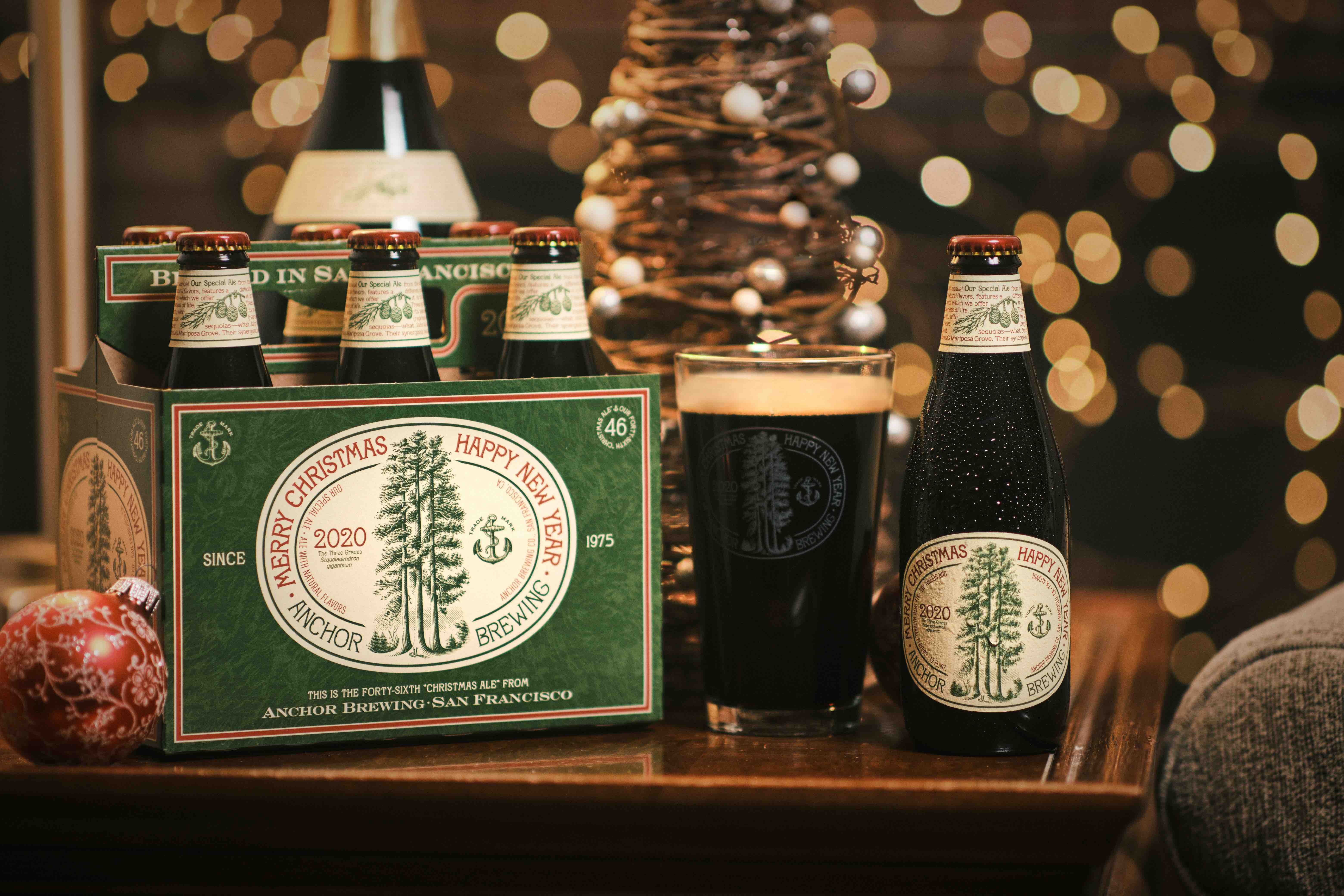 Christmas Beers 2020 Anchor Brewing Continues with a 46 Year Tradition with its 2020