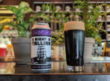 image of A Night in Tallinn - Baltic Porter courtesy of Von Ebert Brewing