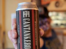 image of Cantankerous Stout courtesy of Ground Breaker Brewing