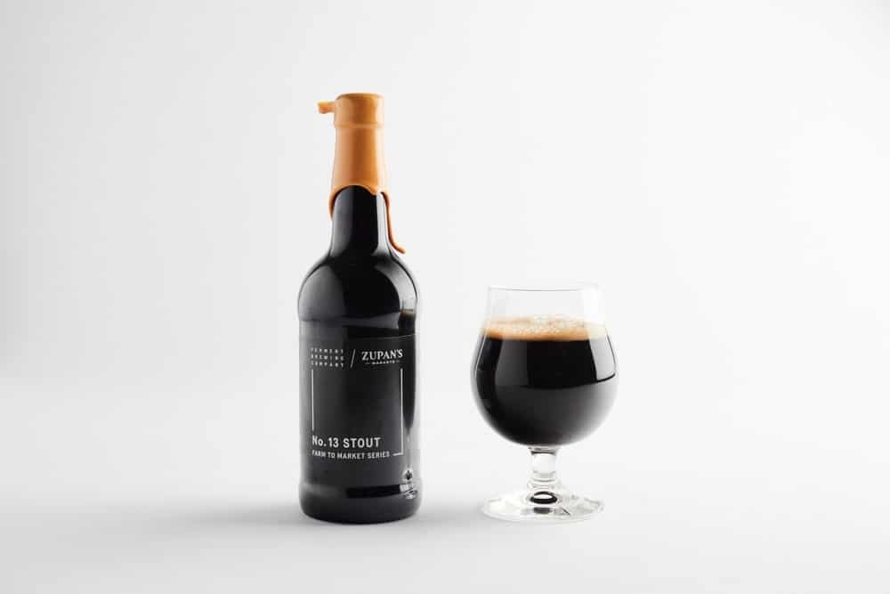 image of Ferment Brewing and Zupan's No. 13 Stout courtes of Zupan's Markets