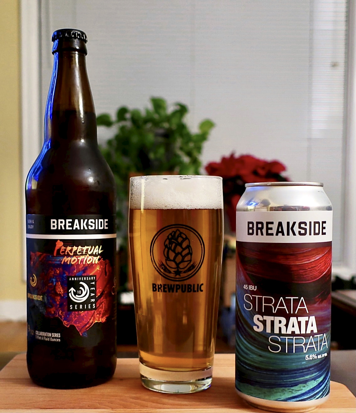 Breakside Brewery Closes Out 2020 with Strata Strata Strata Pale Ale and Perpetual Motion