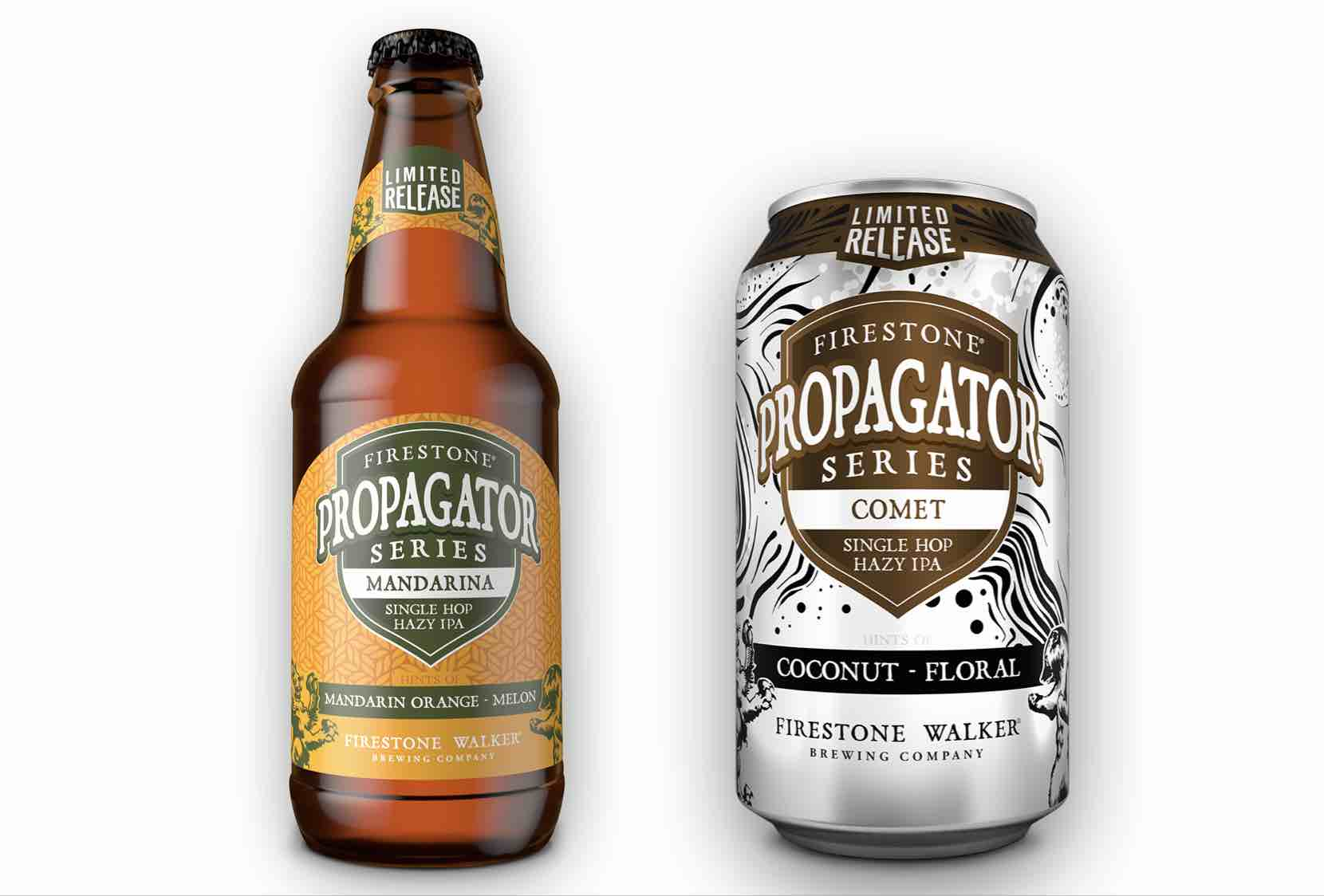 Firestone Walker Brewing Propagator Series - Mandarina and Propagator Series - Mandarina