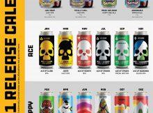 Hopworks Urban Brewery 2021 Beer Release Calendar