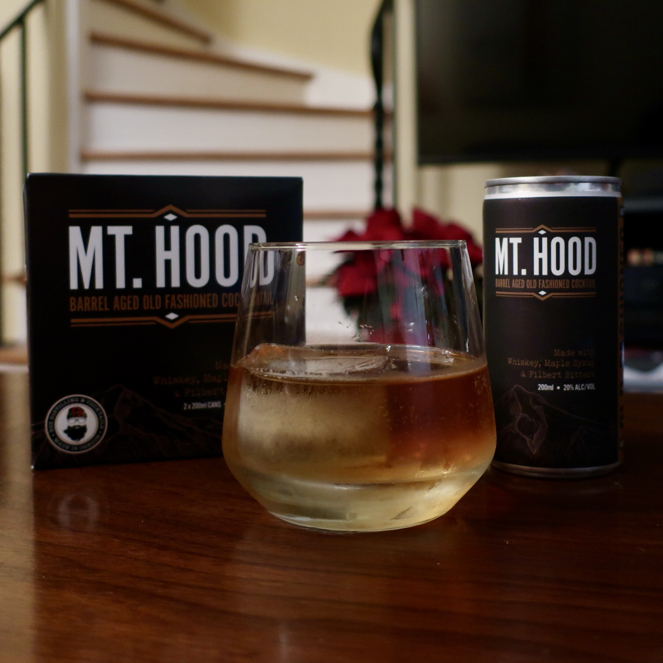 Mt. Hood Old Fashioned from 503 Distilling