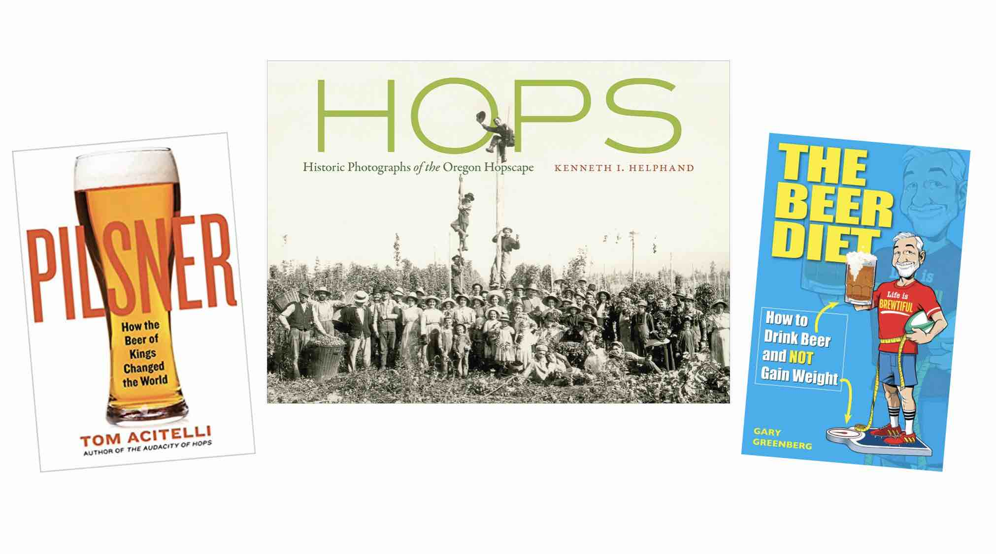 Pilsner, Hops, The Beer Diet Books