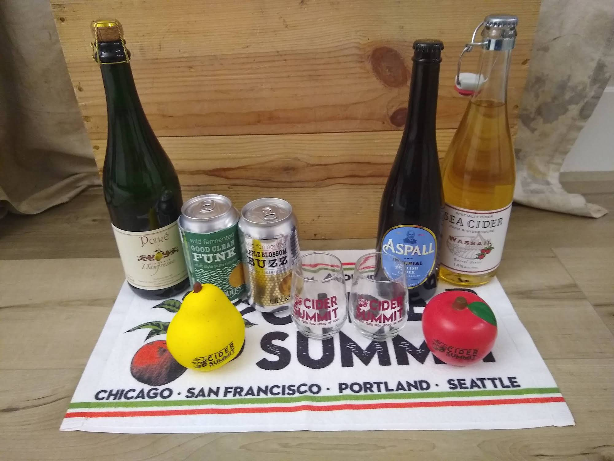 image of Artisanal Import Kit courtesy of Cider Summit