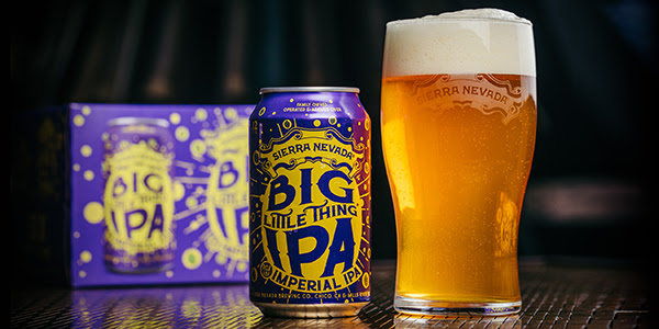image of Big Little Thing courtesy of Sierra Nevada Brewing