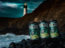 image of Colossal Claude Imperial IPA courtesy of Rogue Ales & Spirits