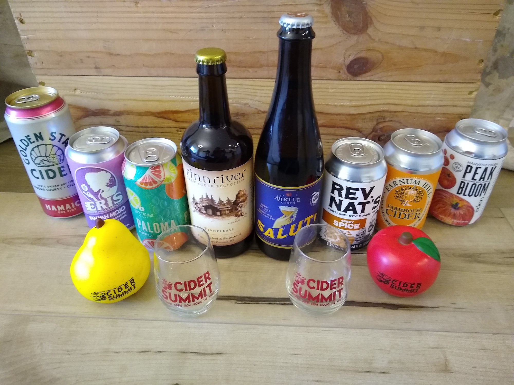 image of Festival Favorites Kit courtesy of Cider Summit