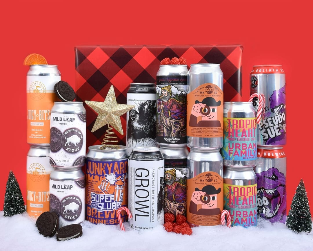image of Mixed Beer Gift Box Set courtesy of Tavour