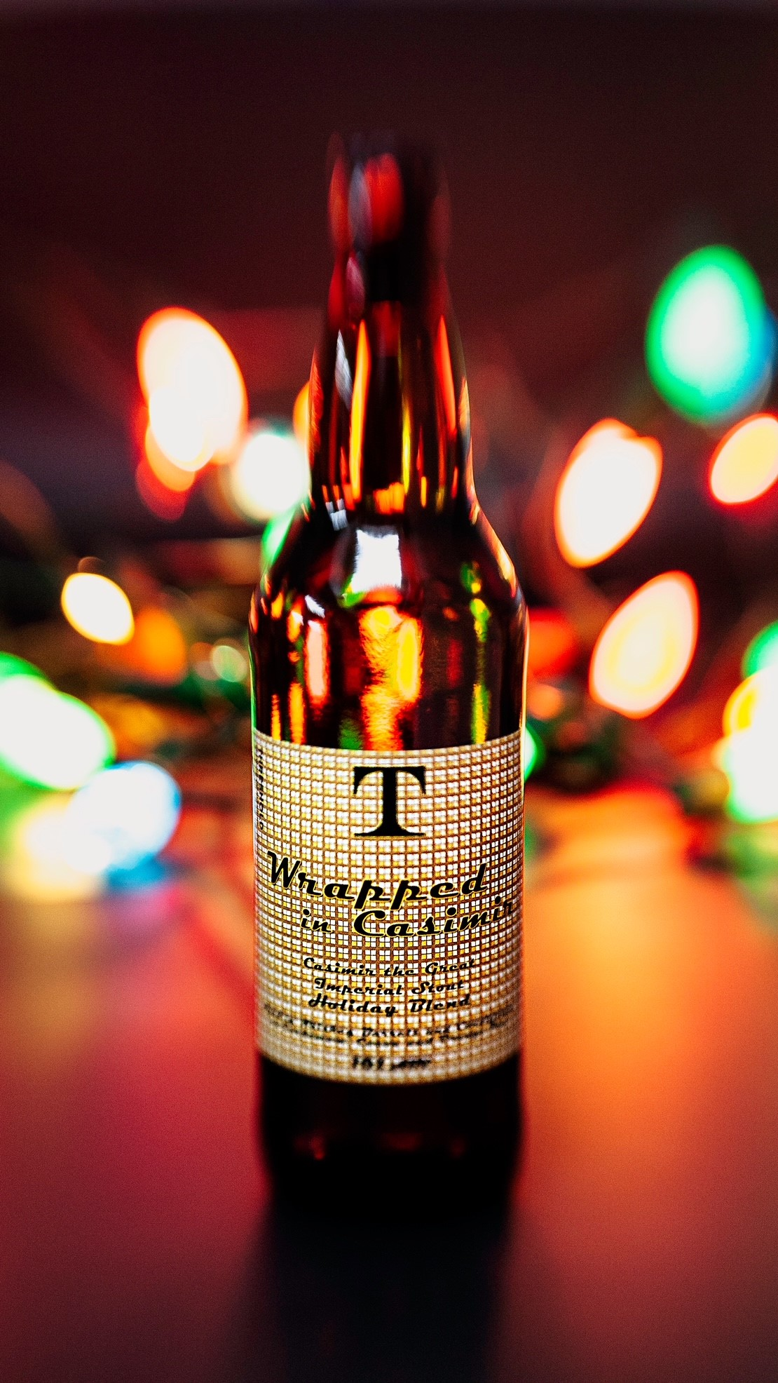 image of Wrapped in Casimir courtesy of Threshold Brewing