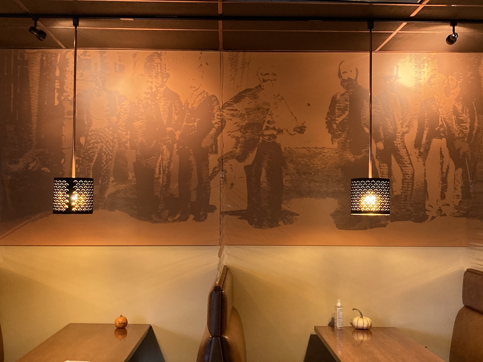 image of mural by Craig Spencer courtesy of Coin Toss Brewing