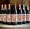 image of seven variants Gigantic Brewing 2020 MASSIVE! Barrel Aged Barley Wine courtesy of Gigantic Brewing