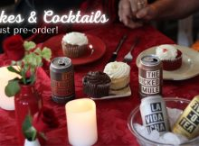 503 Distilling - Valentine's Day Cakes & Cocktails