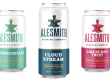 AleSmith Brewing New Year-Round Beers – Kickbackrelax IPA, Cloud Stream Hazy IPA, and Limberry Twist Gose