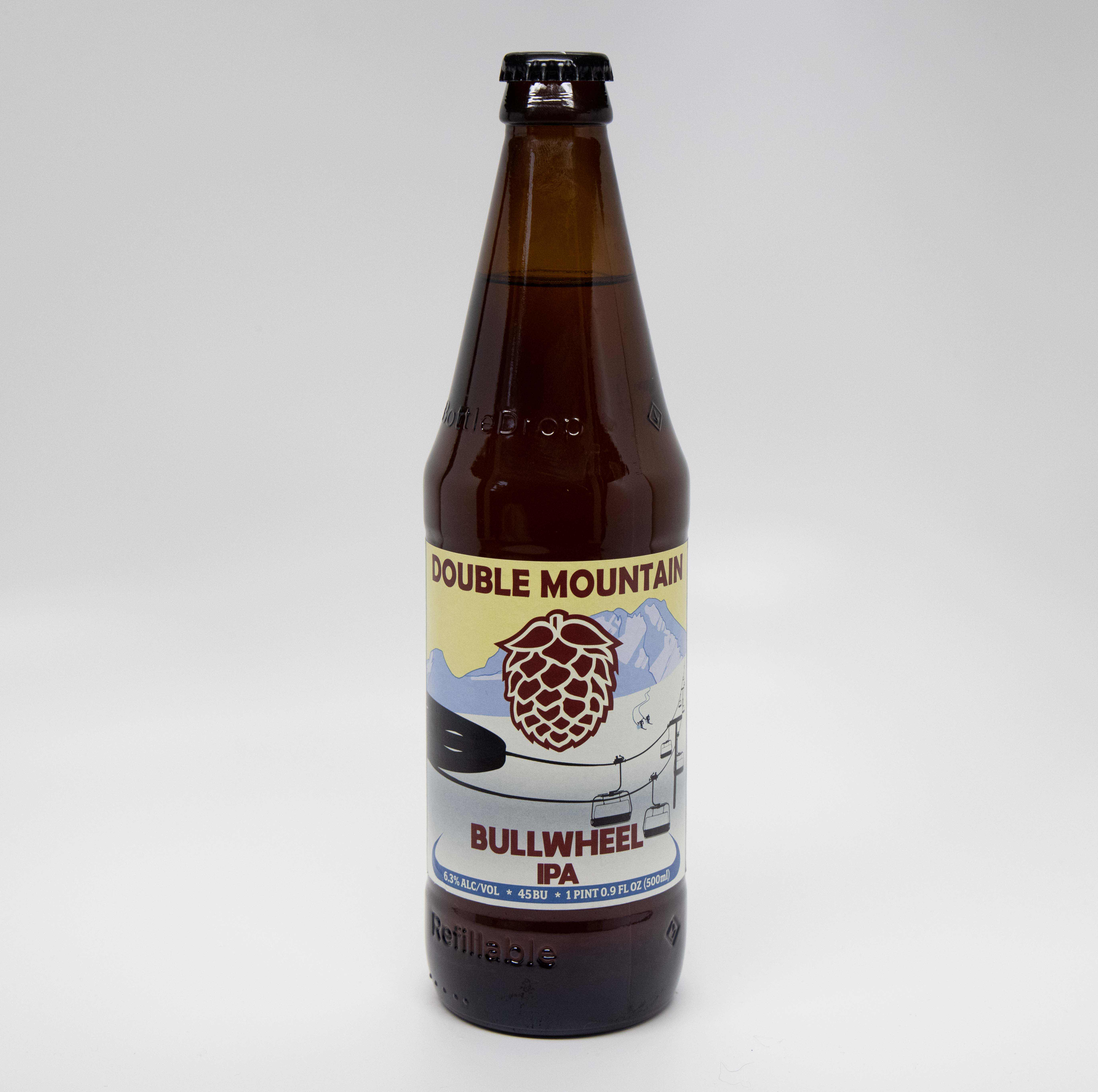 Double Mountain Bullwheel IPA