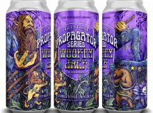 Firestone Walker Brewing Wookey Jack Black Rye IPA