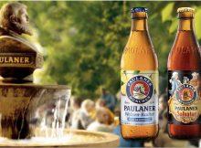 Paulaner Salvator Double-Bock and Paulaner Non-Alcoholic Weizen-Radler