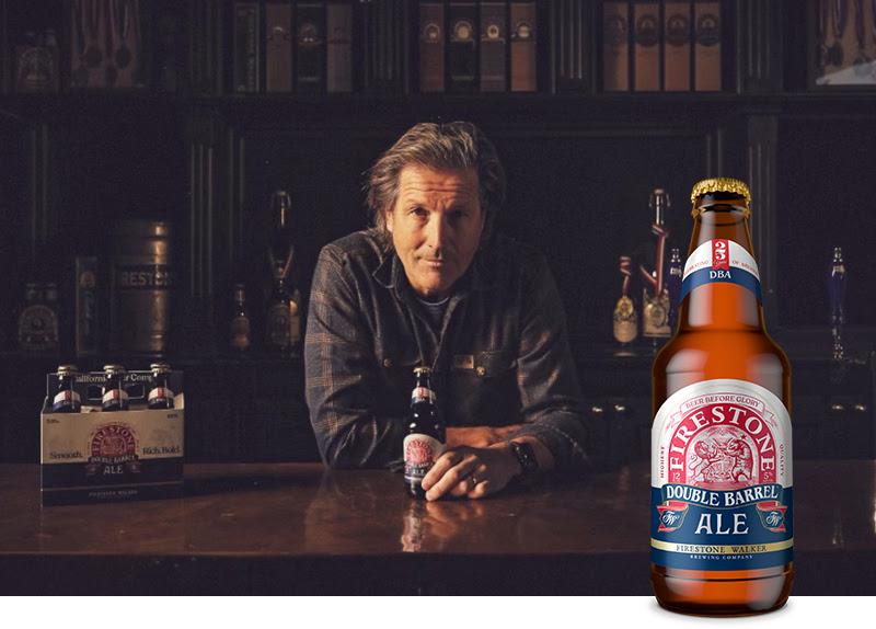 image of David Walker courtesy of Firestone Walker Brewing