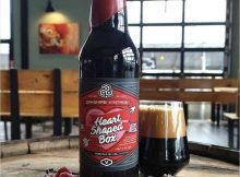 image of Heart Shaped Box courtesy of Oakshire Brewing