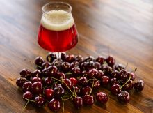 image of Kriek courtesy of Alesong Brewing & Blending