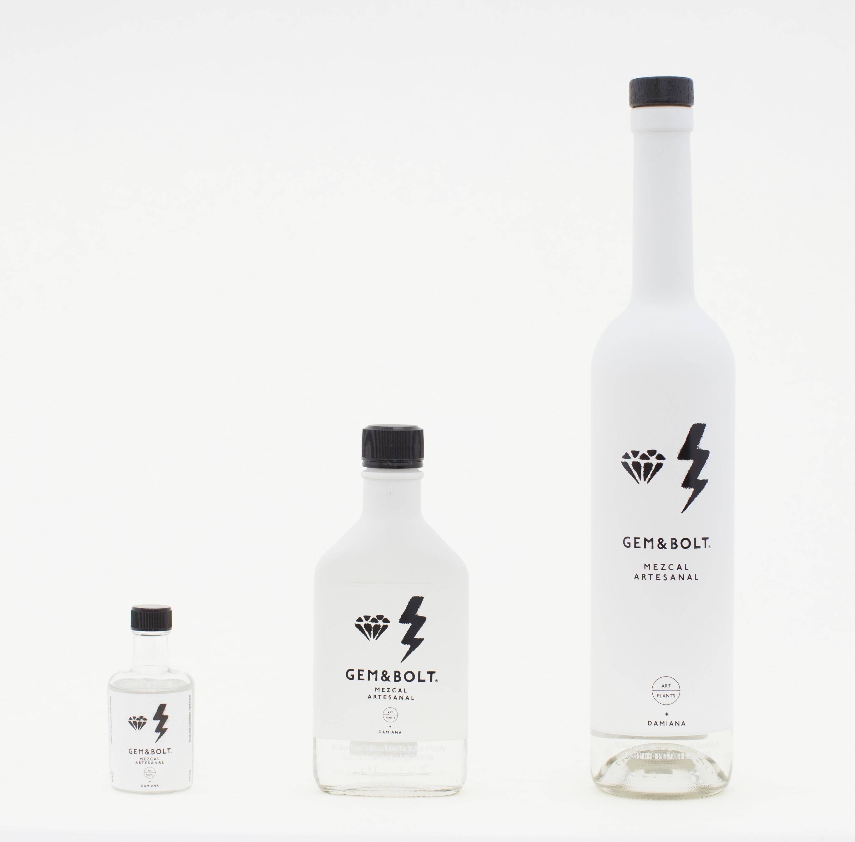 GEM&BOLT Bottle Lineup