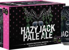 Widmer Brothers Brewing Hazy Jack Pale Ale 6-Pack