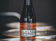 image of Barrel-Aged Black Is Beautiful courtesy of Buoy Beer
