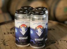 image of Midnight Drift courtesy of Cascade Lakes Brewing